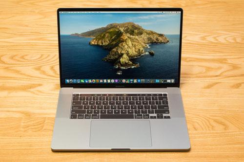 Laptop chỉnh sửa ảnh tốt nhất: Apple MacBook Pro 16.