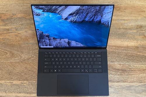 Laptop chỉnh sửa video tốt nhất: Dell XPS 15.