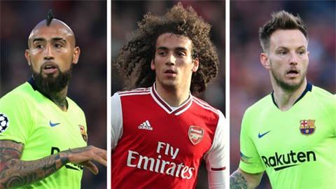 Barca dùng 2 sao bự để gạ Arsenal 'nhả' Guendouzi