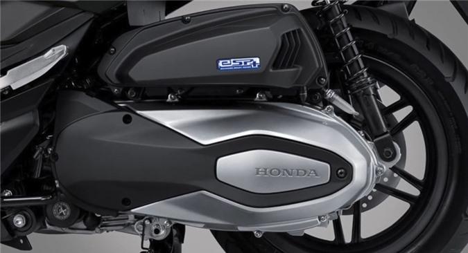 Ra mat Honda Forza 350 - trang bi den phanh khan cap, gia tu 5.499 USD anh 4