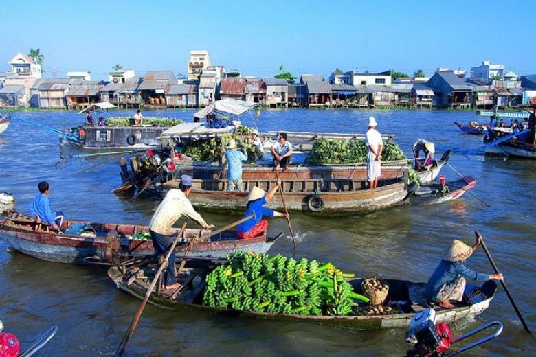 """Ngày hội du lịch """"Văn hóa chợ nổi Cái Răng"""" năm 2020,  tạm dừng tổ chức do ảnh hưởng dịch Covid- 19 xuất hiện ở một số nơi"""