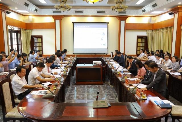lễ khởi động dự án tư vấn cải tiến doanh nghiệp tỉnh Hải Dương.