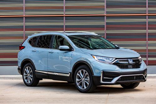 Honda CR-V 2020.