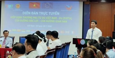 Hiệp định EVFTA: Con đường đắc lợi -  Con đường gian nan.