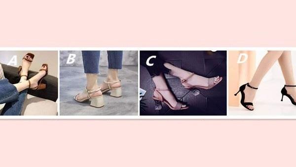 Bạn chọn đôi sandal nào?