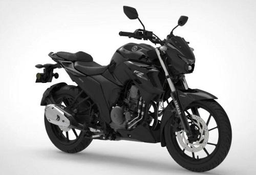 2020 Yamaha FZ 25.