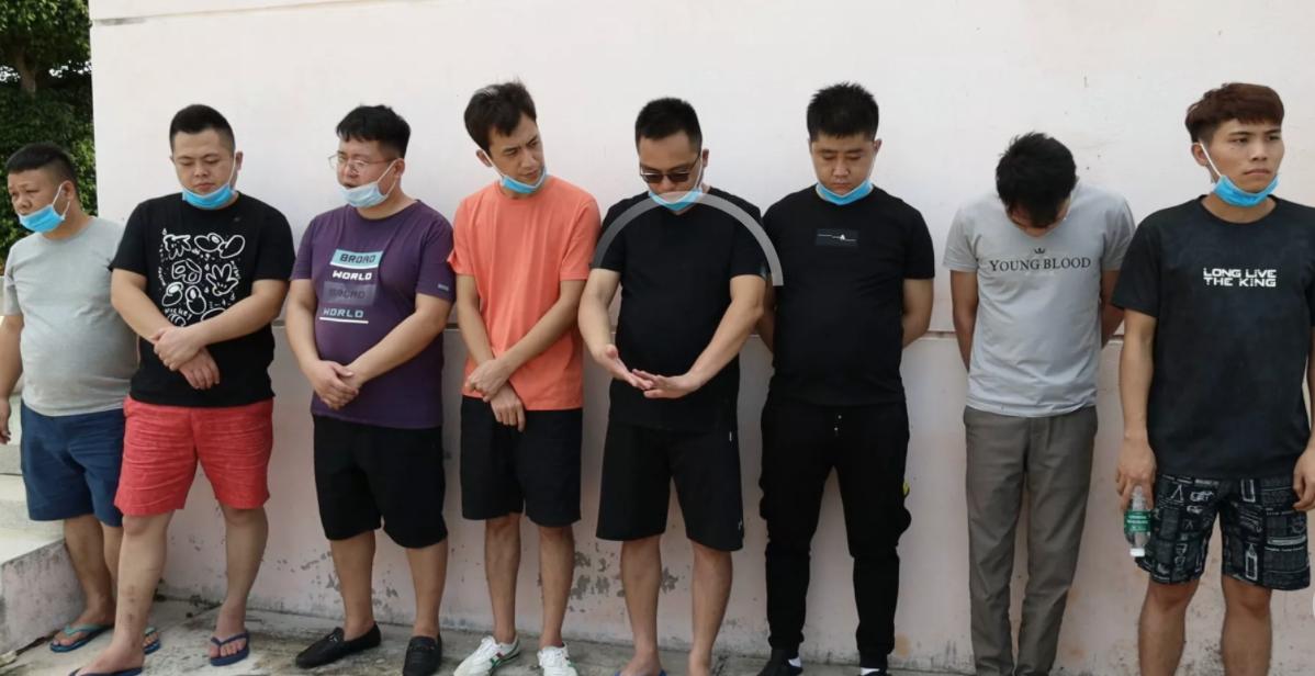 Liên tiếp bắt giữ người Trung Quốc nhập cảnh trái phép vào TP.HCM và nhiều địa phương khác