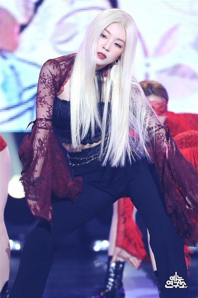 Irene lép vế khi đứng chung sân khấu cùng Min Joo và Ji Soo - Ảnh 3