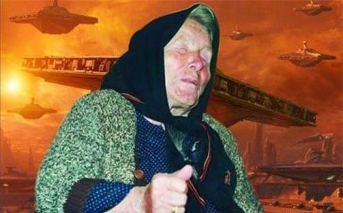 Tiên đoán đáng sợ của bà lão mù Vanga về người ngoài hành tinh Vamfim - 1
