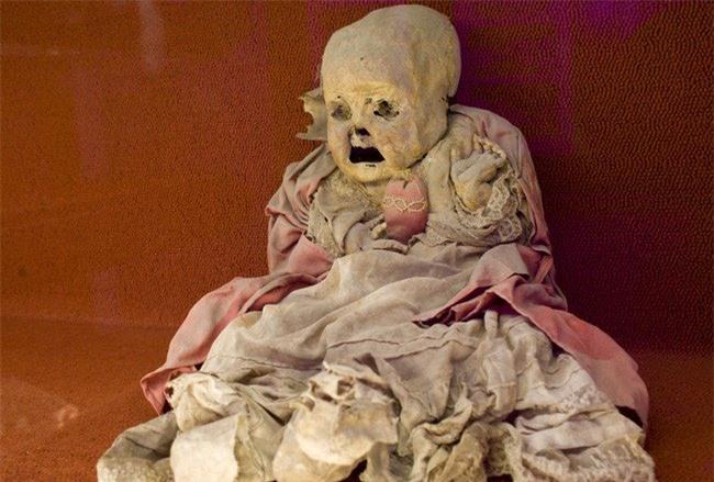 Bảo tàng xác ướp, Mexico