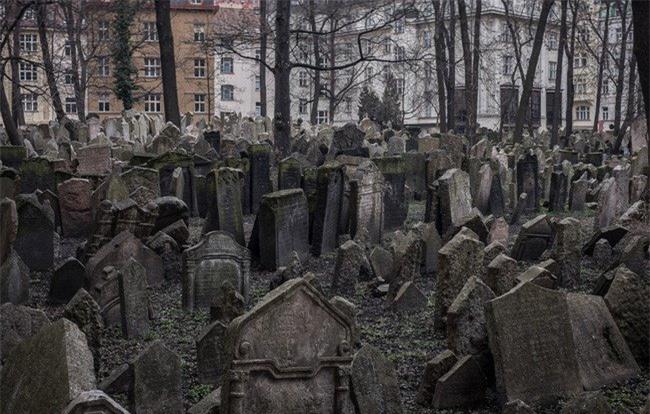Nghĩa trang Do Thái cổ, Prague
