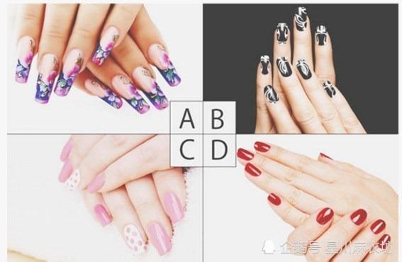 Bạn chọn bộ móng tay nào?
