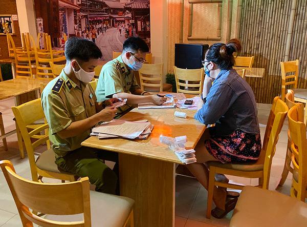 Lực lượng QLTT Đà Nẵng