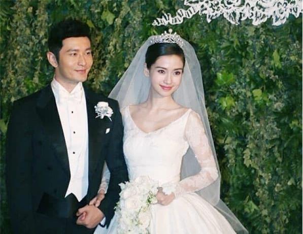 Cặp đôi chia tay sau đám cưới của Huỳnh Hiểu Minh 5