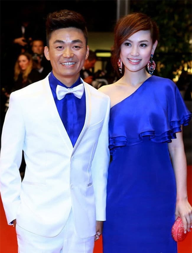 Cặp đôi chia tay sau đám cưới của Huỳnh Hiểu Minh 1