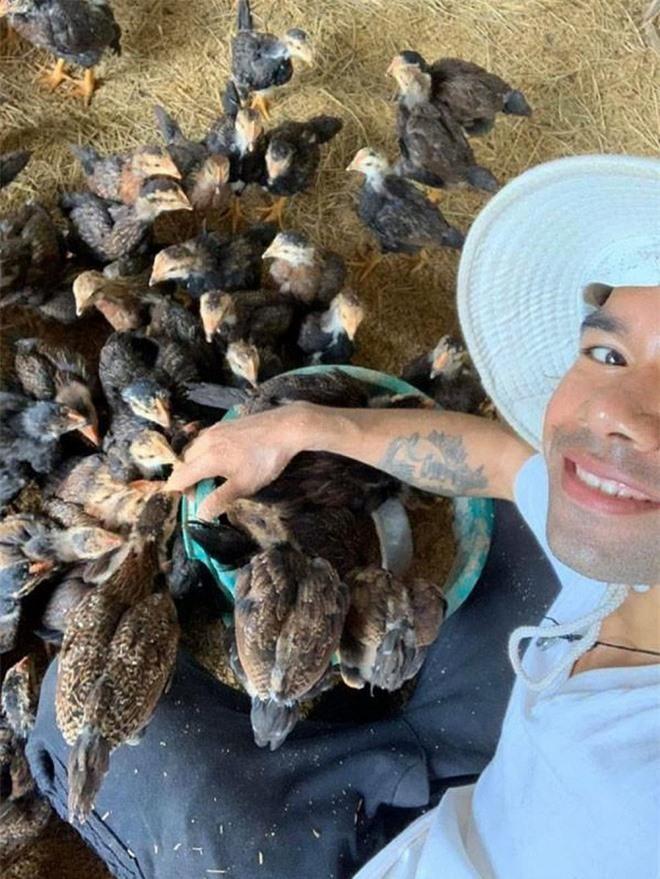 Ya Suy nói về việc bị nhiều người cười khinh khi là ca sĩ nổi tiếng lại về quê nuôi gà, chăn heo 0