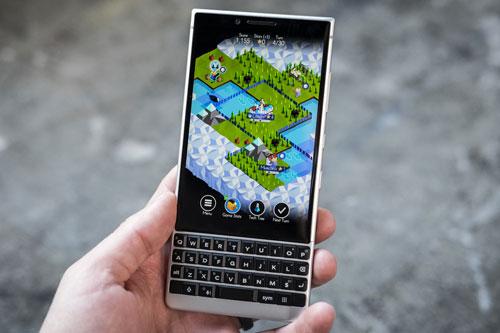 BlackBerry KEY2.