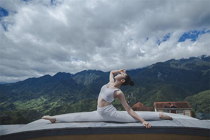 Bảo Châu hiện nặng 49 kg, cao 1,66 m. Ngoài yoga, dancesport cô còn có khả năng múa đương đại, uốn dẻo và nhào lộn điêu luyện.