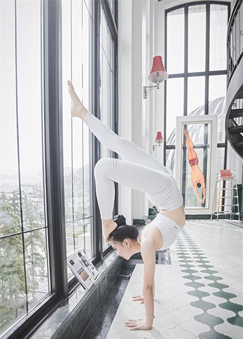 Thiếu nữ 17 tuổi ngày càng đam mê bộ này và dự định theo đuổi lâu dài.