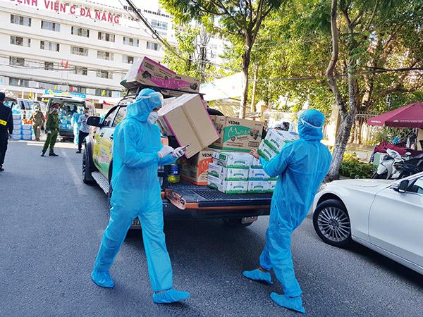 TP Đà Nẵng đang tập trung mọi nguồn lực cho công tác phòng, chống dịch Covid-19, khong để bùng phát, lây lan trên diện rộng (Ảnh: HC)