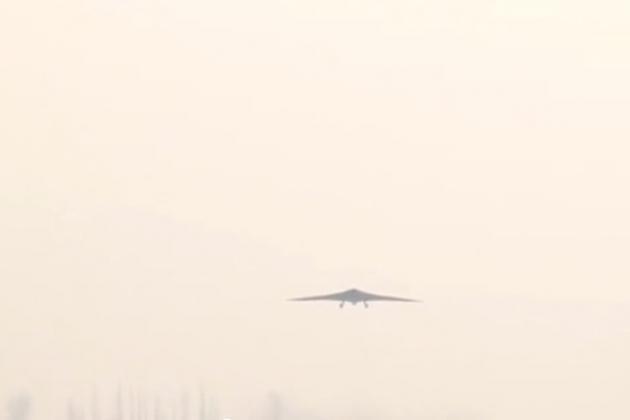 Máy bay không người lái Okhotnik chính thức tham chiến tại Syria?