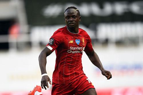 =2. Sadio Mane (Liverpool, 108 triệu bảng).