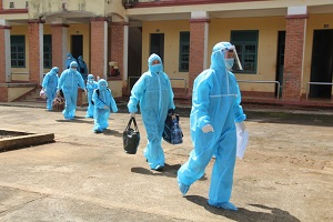 Việt Nam phát hiện thêm 30 ca mắc Covid-19 tại Đồng Nai, Khánh Hòa, Hà Nam