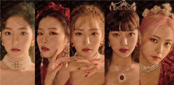 4 nhóm nhạc Kpop 'nhìn ai cũng thành visual' - Ảnh 1