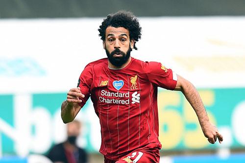 =2. Mohamed Salah (Liverpool, 108 triệu bảng).