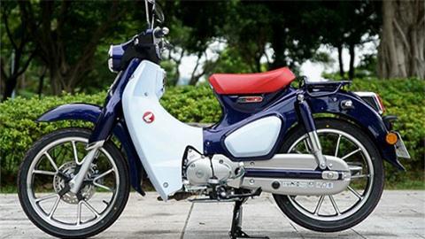 Honda Super Cub C125.