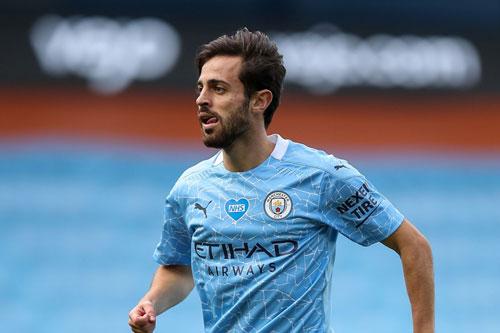 =7. Bernardo Silva (Man City, 72 triệu bảng).