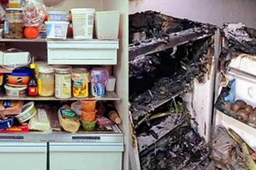 4 dấu hiệu tủ lạnh sắp nổ tung, cần khắc phục ngay nếu không muốn gặp nguy hiểm