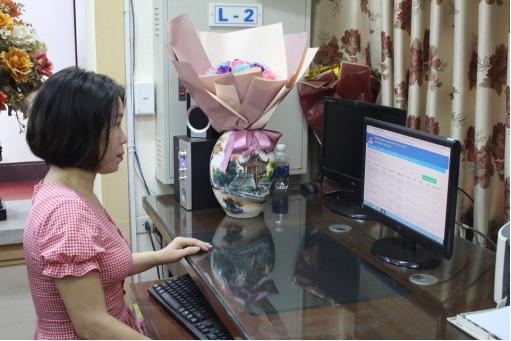Phú Thọ: Trường tiểu học đầu tiên thực hiện tuyển sinh Online