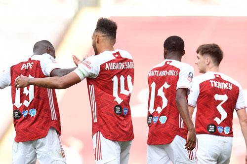 10. Arsenal (Anh, giá trị: 719 triệu euro).