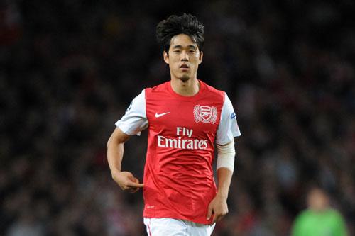 Tiền đạo: Park Chu-Young (2011-2014).