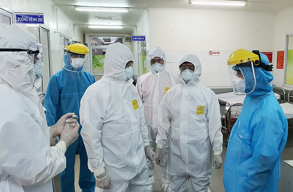 Đà Nẵng: Đến tối 2/8 đã xét nghiệm tổng cộng 9.330 người, phát hiện 121 ca dương tính