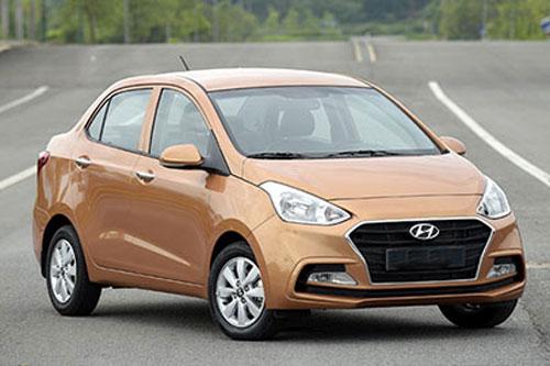 Giá lăn bánh Hyundai Grand i10 mới nhất