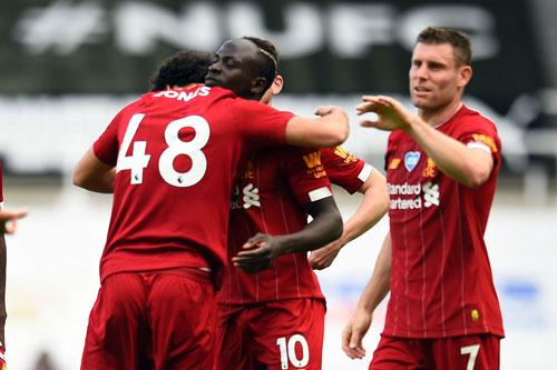 4. Liverpool (Anh, giá trị: 1,262 tỷ euro).
