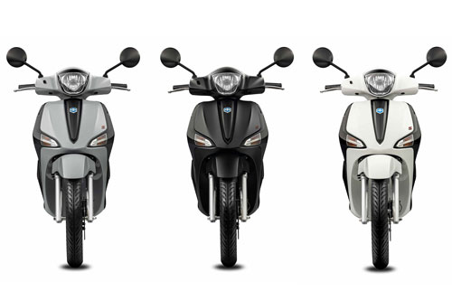 Piaggio Liberty S Black Series 125.