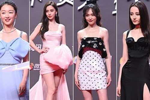 """Dàn mỹ nữ Trung Quốc """"đọ"""" sắc trên thảm đỏ"""