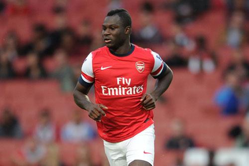 Tiền vệ trung tâm: Emmanuel Frimpong (2011-2014).