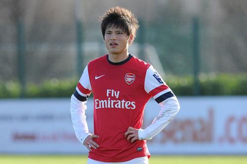 Tiền vệ trái: Ryo Miyaichi (2011-2015).