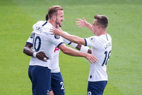 9. Tottenham (Anh, giá trị: 784 triệu euro).