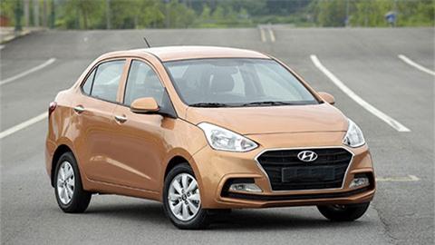 Hyundai Grand i10 có giá lăn bánh bao nhiêu trong tháng 8/2020?