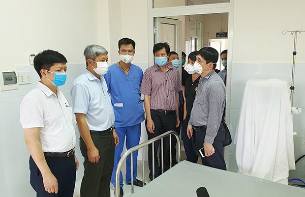 Đà Nẵng: Tin vui cho các bệnh nhân chạy thận nhân tạo mắc Covid-19
