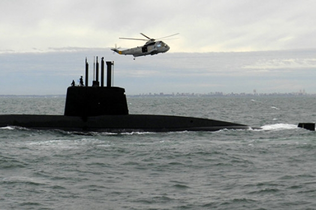 Mỹ săn tìm tàu ngầm Nga băng qua Đại Tây Dương