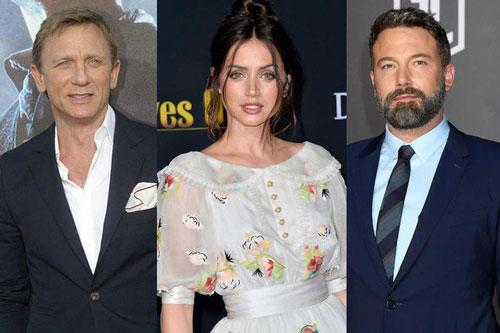 Ben Affleck bị cấm tới lễ ra mắt phim Điệp viên 007 - No Time To Die