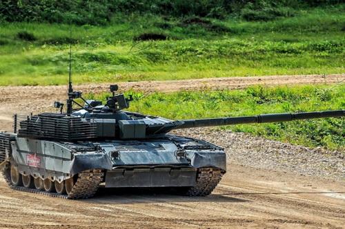 Nga bắt đầu quá trình chuyển sang xe tăng với động cơ phản lực