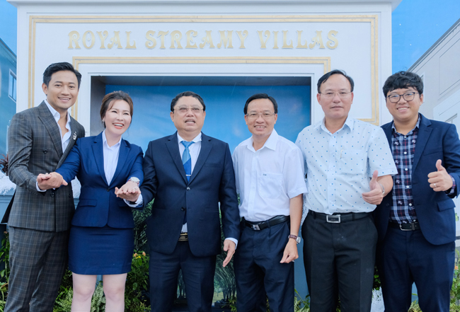 Dự án Royal Streamy Villas của Công ty Đảo Vàng sẽ củng cố niềm tin cho nhà đầu tư vào thị trường bất động sản Phú Quốc.