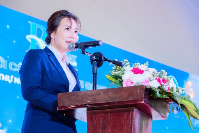 Nữ doanh nhân Nguyễn Ngọc Tiền, CEO của công ty GIS, đồng thời là cổ đông chiến lược của Tập đoàn CIC, cho biết dự án Royal Streamy Villas là dự án BĐS trọng điểm mà GIS cùng CIC đầu tư và phát triển trong năm nay tại Phú Quốc.